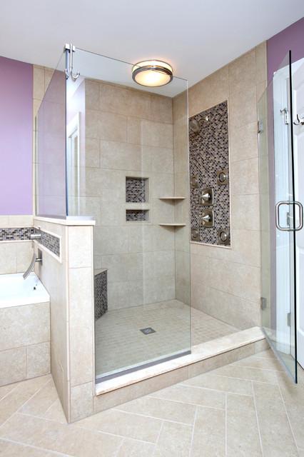 gould 3 bath remodels contemporary bathroom