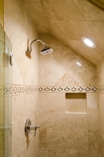 (GP) Three bathroom remodels traditional-bathroom