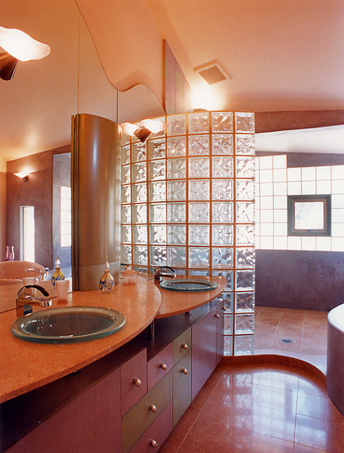 Grandview Residence eclectic bathroom
