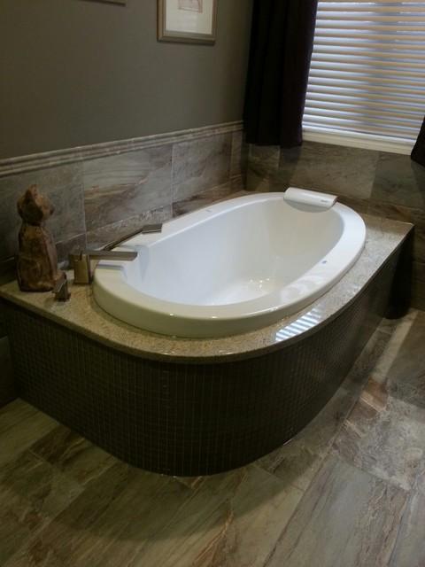 Granite Bathrooms contemporary-bathroom