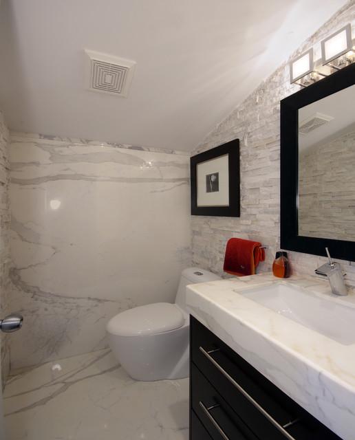 Granite Quartzite Marble Quartz Countertops contemporary-bathroom