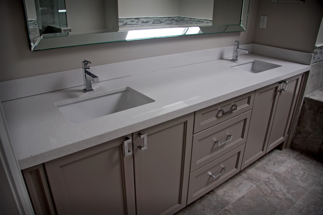Bathroom Quartz Countertops granite quartzite marble quartz countertops - contemporary