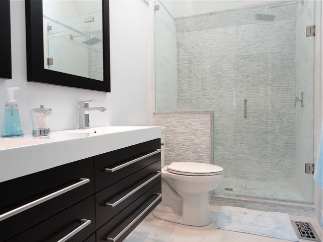 contemporary bathroom toronto by