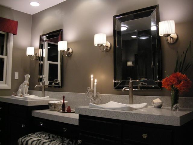 Granite Transformations St Louis Contemporary Bathroom