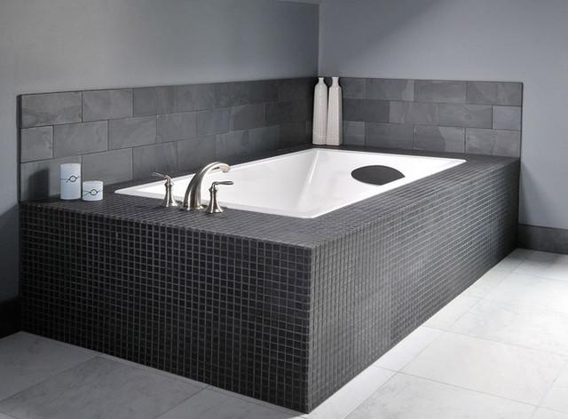 Graphite Bathroom