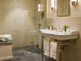 traditional bathroom Construction Contracts: What to Know About Estimates vs. Bids (8 photos)