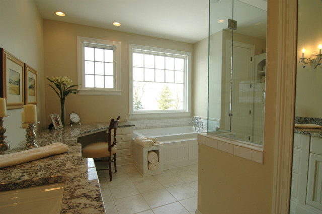 Grays Bay Residence traditional-bathroom