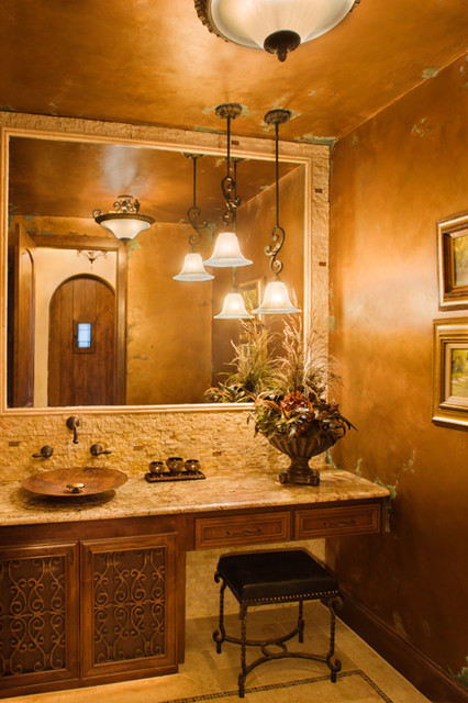 Great Bathrooms - Mediterranean - Bathroom - Austin - by Jenkins ...