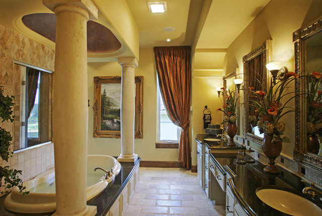Great Bathrooms mediterranean
