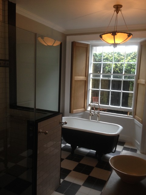 Great King Street New Town Edinburgh Traditional Bathroom Other Metro By Serenity