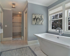 Great Neighborhood Homes contemporary bathroom