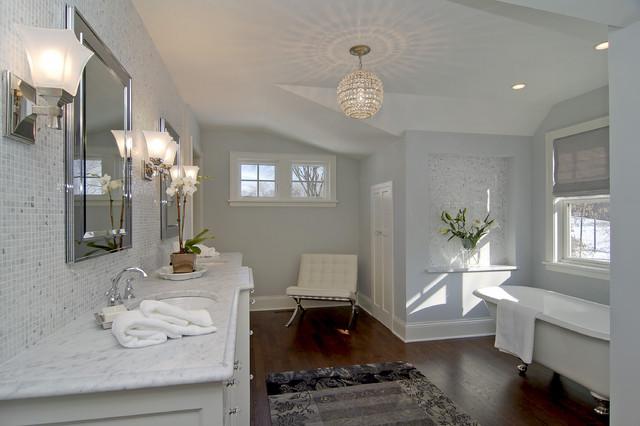 Great Neighborhood Homes contemporary-bathroom