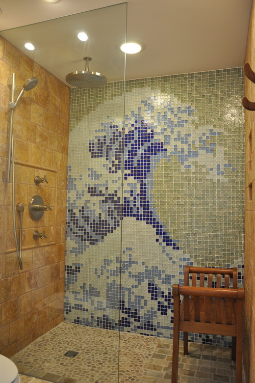 Great Wave Bathroom