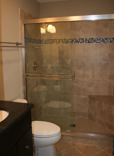 Great western flooring traditional bathrooms bathroom for Bathroom supply chicago