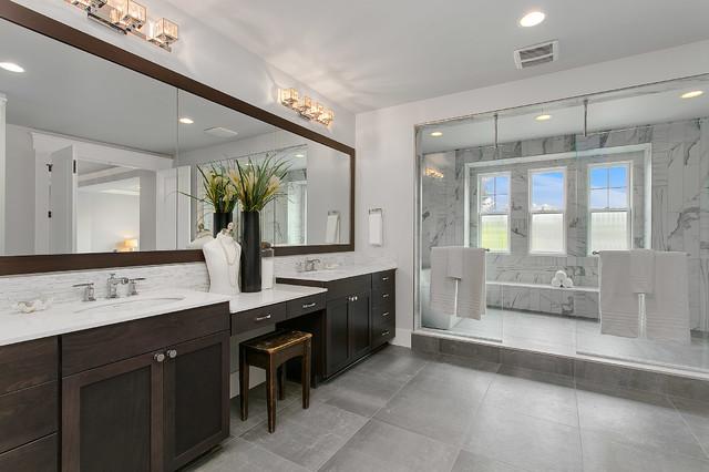 Greater Seattle Area La Belle Maison Master Suite Bathroom