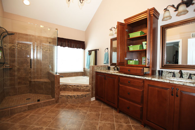 Green Basements & Remodeling - Bathrooms contemporary bathroom