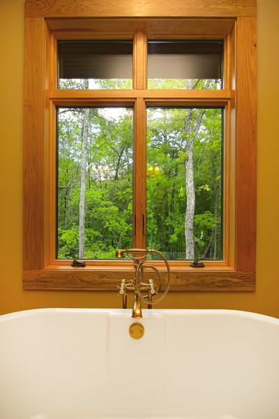 Green Certified modern-bathroom