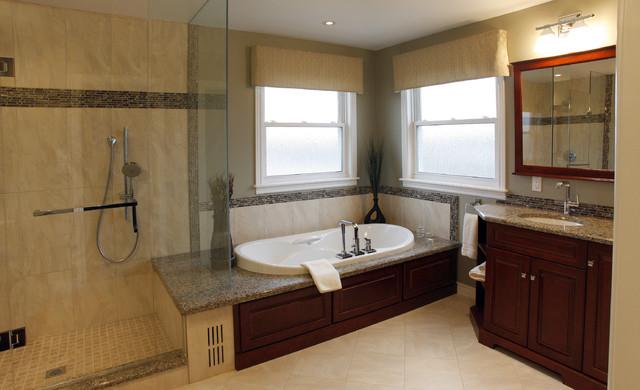 Green Gable traditional-bathroom