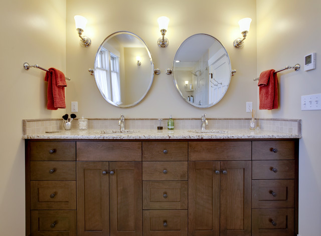 traditional bathroom by Ventana Construction LLC