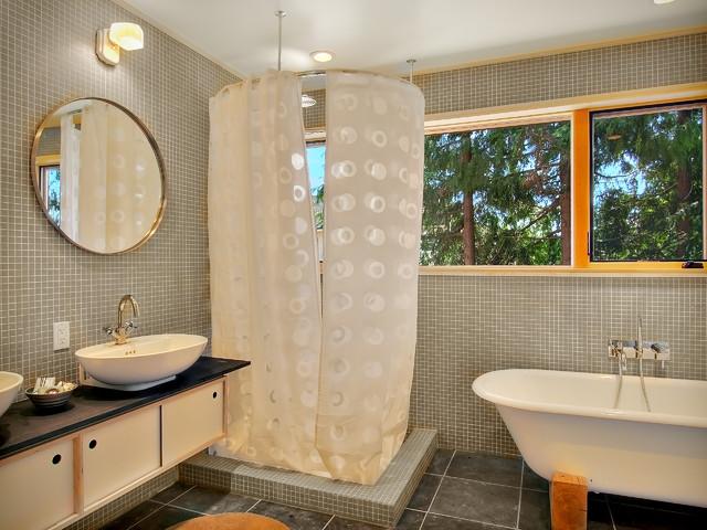 The Orchard modern-bathroom