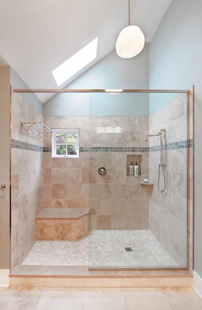 Greenlake Residence Master Bathroom craftsman-bathroom
