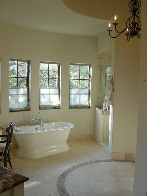 greenlee master bath traditional-bathroom