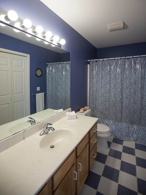 Excellent Greenville Bathroom Update  Transitional  Bathroom  Other  By Paul