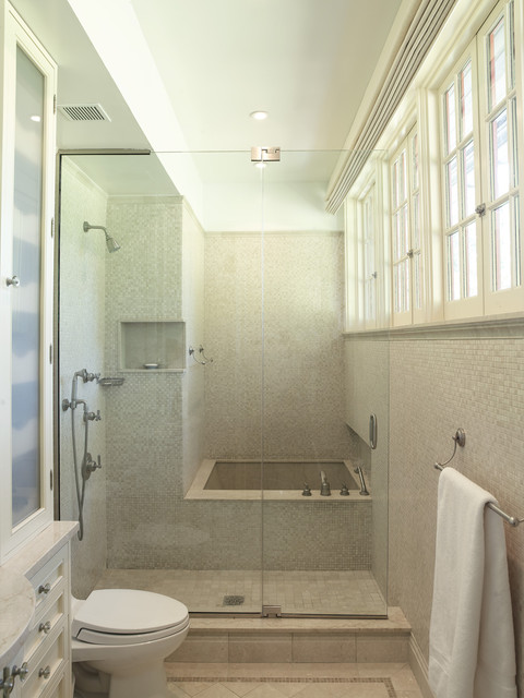 Addition contemporary bathroom