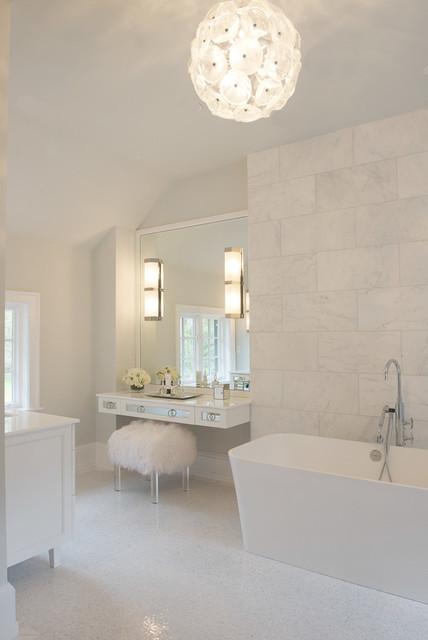 Greenwich Residence - Magazine Spread transitional-bathroom