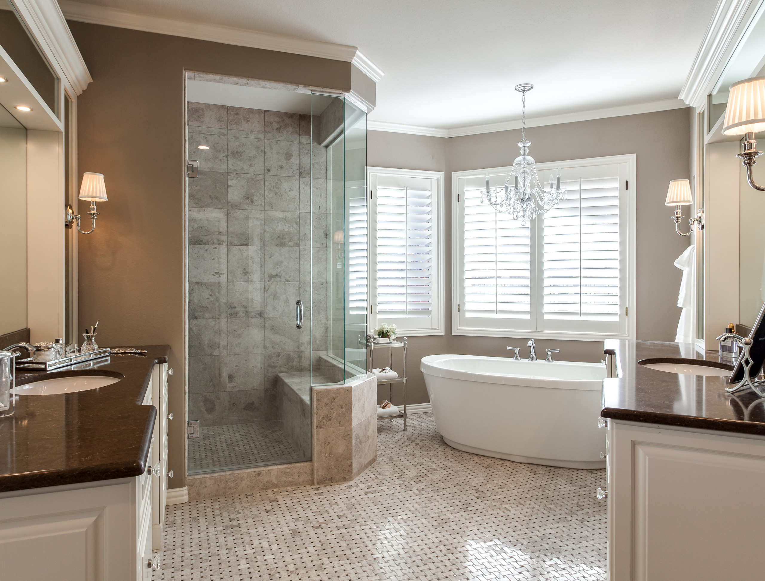 Large Master Bath Houzz