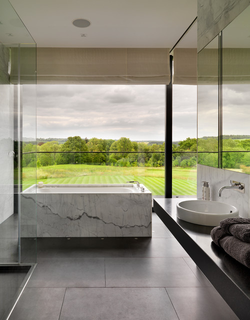Gregory Phillips contemporary bathroom