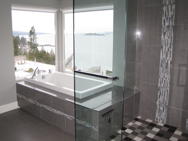 Gretchen Boulanger contemporary bathroom