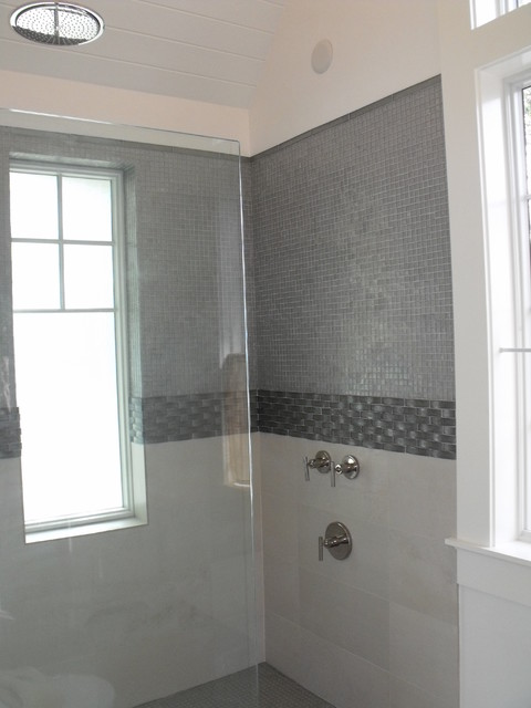 grey glass bathroom modern bathroom jacksonville