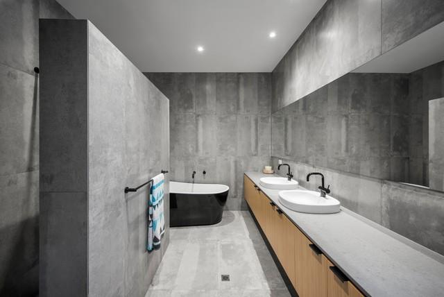 Grosvenor Contemporary Bathroom Adelaide By
