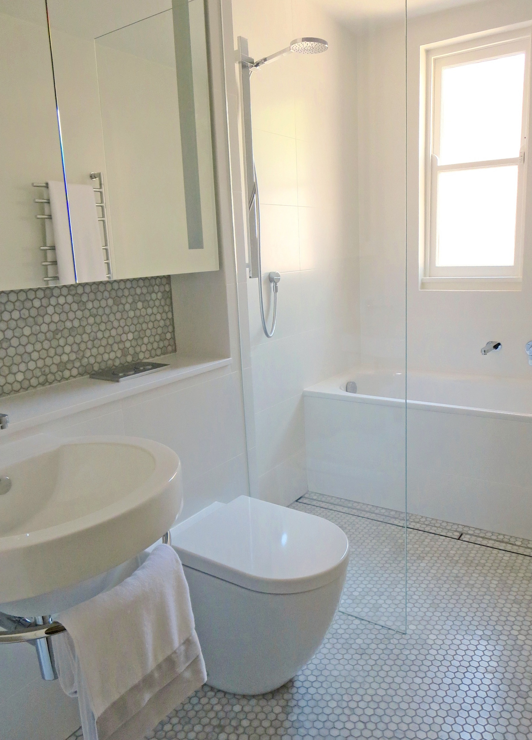 Ground Floor Bathroom - North Shore Residence
