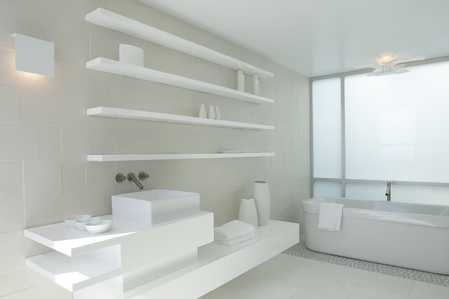 modern bathroom group 41 - Modern Bathrooms Houzz