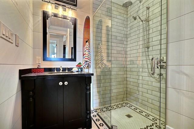 Guest Bath traditional-bathroom