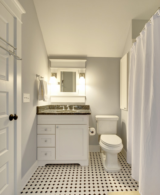 Guest bath for Bathroom remodel 10k