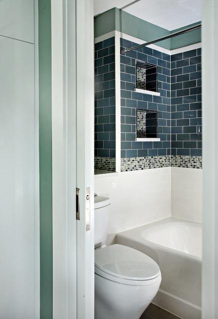 Guest Bath contemporary-bathroom