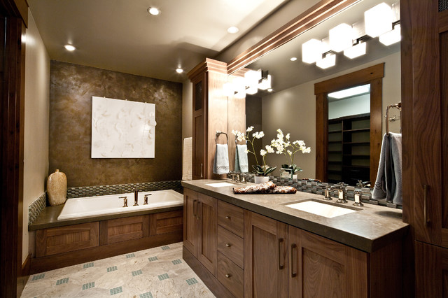 contemporary bathroom by Jaffa Group Design Build