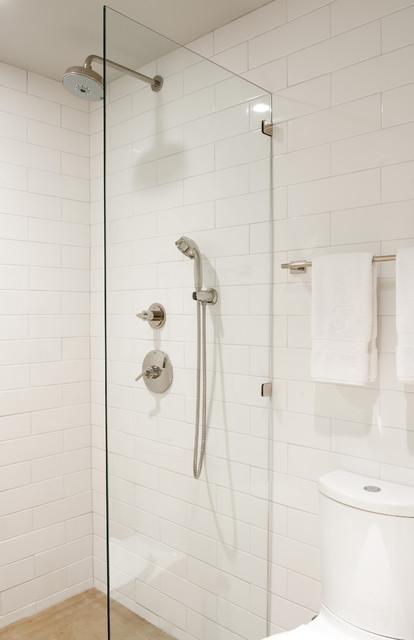 Guest Bath Contemporary Bathroom Austin By Jobe