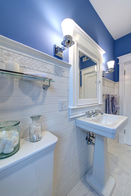 university city traditional bathroom st louis by