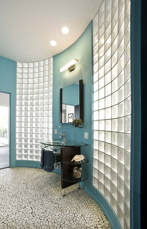 Contemporary Bathroom by San Francisco Architects & Building Designers Mark English Architects, AIA