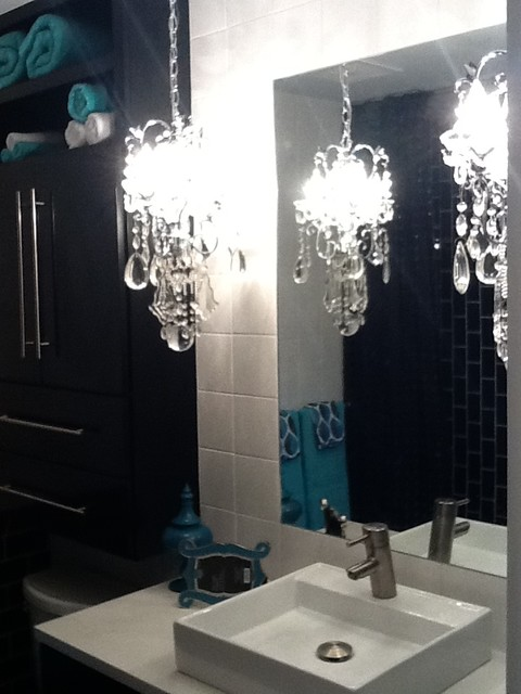 Guest Bath Remodel Bathroom boise by Jennifer