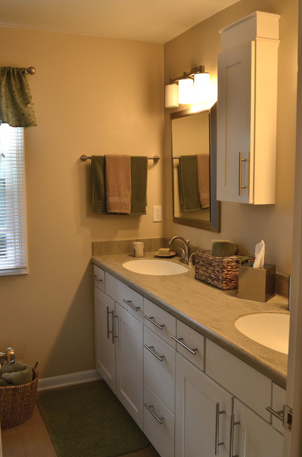 Guest Bath remodel - Traditional - Bathroom - other metro ...