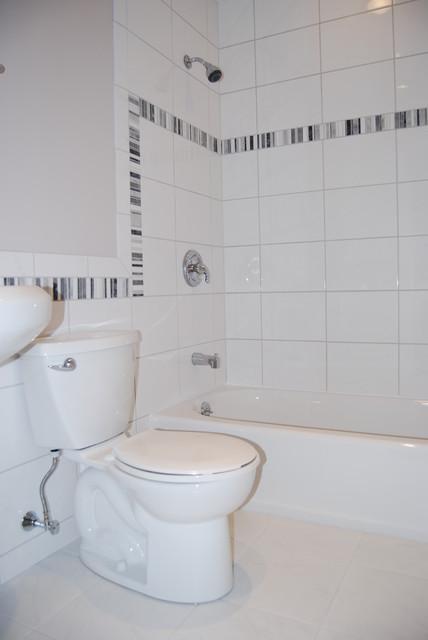 Guest Bath Renovation contemporary-bathroom