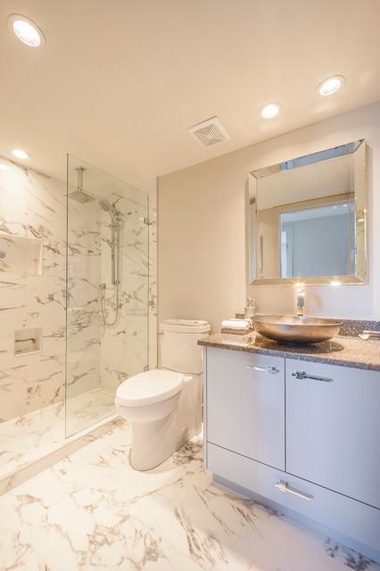 Guest bath bathroom vancouver by rodrozen designs for Bathroom design vancouver
