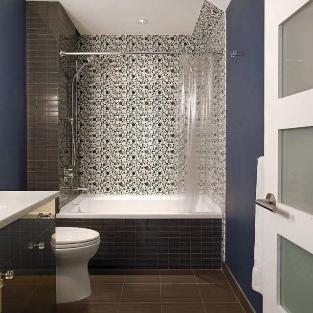 Guest Bath Modern Bathroom Other Metro By The Sky Is The Limit Design