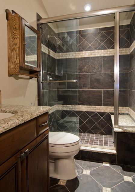 Guest Bathroom contemporary-bathroom