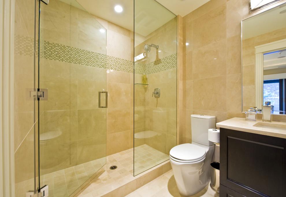 Guest Bathroom - Contemporary - Bathroom - Vancouver - by ...